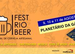 8ª edição da FestRioBeer acontecerá no Planetário da Gávea