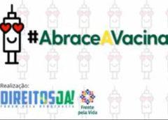 Associação dos Produtores de Teatro lança campanha com o início da vacinação contra o Coranavírus em todo o território nacional