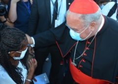 Rio de Janeiro começa vacinação contra a Covid-19 aos pés do Cristo Redentor