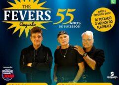 Show dos FEVERS com o vocalista AUGUSTO na Casa das Beiras na Tijuca