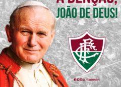 Santa Missa em Honra a São João Paulo II no Estádio das Laranjeiras