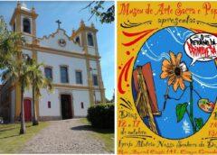 Museu de Arte Sacra e Popular reabre com exposição de artes produzidas durante a pandemia, em Campo Grande/RJ
