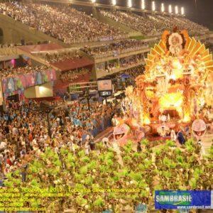 TV Globo transmitirá a escolha dos sambas-enredos das 12 Escolas de Samba do Grupo Especial