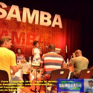 Arruda celebra 12 anos de samba com o lançamento do seu 1º DVD