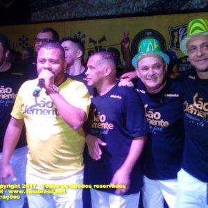 São Clemente acaba de escolher seu samba enredo para o Carnaval 2018