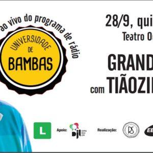Rede Carioca de Rodas de Samba leva Partido-Alto para a Universidade