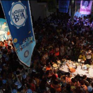 Batuque da BOA convida bambas e cariocas para realizarem a maior roda de samba do mundo