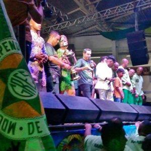 Mocidade acaba de escolher o samba enredo para o Carnaval 2018