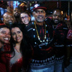 Salgueiro acaba de escolher de samba enredo para o carnaval 2018