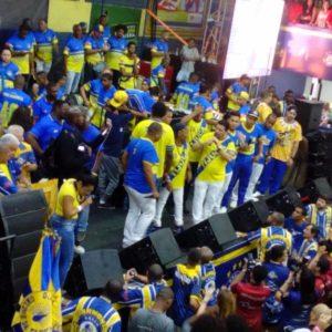 Unidos da Tijuca acaba de escolher seu Samba para o Carnaval 2018