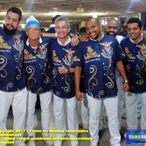 União da acaba de escolher se samba enredo para 2018
