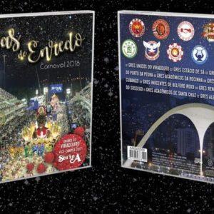 Lierj lança CD com sambas enredos para 2018