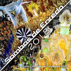 Lançamento do CD dos Sambas Enredos do Grupo Especial
