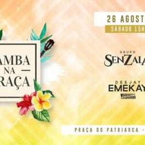 Samba na Praça – Evento em Madureira – sábado, 11 de novembro