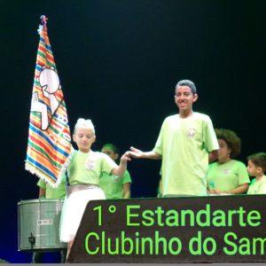 Clubinho do Samba realiza festa de encerramento do ano 2017