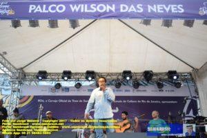 Dia do Samba – Live do Trem do Samba diretamente da Quadra da Portela com Marquinhos de Oswaldo Cruz e vários convidados