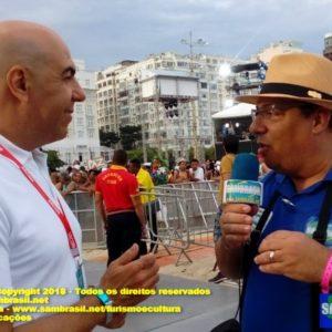"""Marcelo Alves, Presidente da Riotur diz: """"Quero deixar um legado para o Carnaval!"""""""