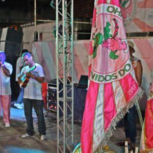 Parceria de Mauro de Paula vence concurso de samba-exaltação no Jacarezinho