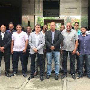 Lierj, Liesb e AesmRio recebem a subvenção da Prefeitura do Rio