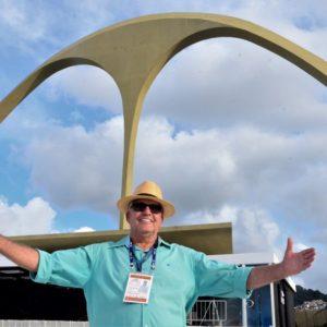 Exclusivo: Roosevelt Moreira, o homem por trás do Sambódromo Carioca