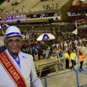 Exclusivo: Sr. Anatólio, O Cidadão Samba – Vitalício
