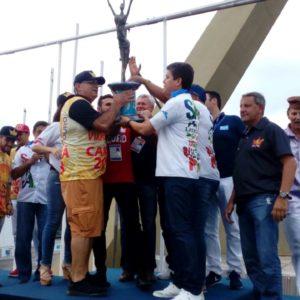 Unidos do Viradouro vence a Série A e retornara ao Grupo Especial em 2019