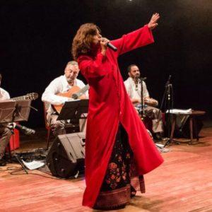 Dorina lança DVD 'Dorina canta sambas de Aldir & ouvir ao vivo'