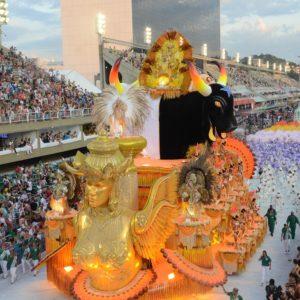 Mocidade Independente de Padre Miguel apresenta seu enredo para 2019