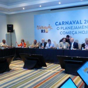 Riotur convocou reunião extraordinária para planejar o Carnaval 2019