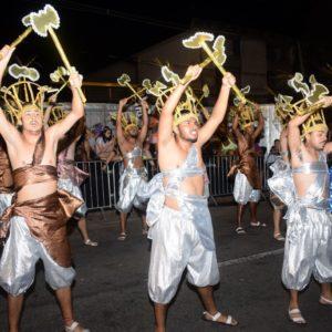 LIESB – Série C – Ordem dos desfiles na Intendente Magalhães em 2019