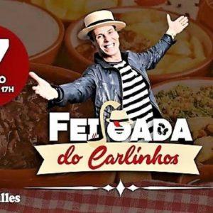 6º edição da melhor feijoada do Rio no Lapa 40°, no próximo sábado (17)