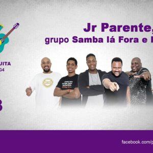 Samba Lá Fora fecha o verão carioca no Shopping Sulacap, dia 31