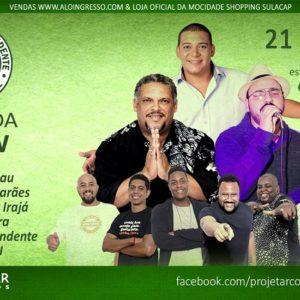 Feijoada Show em comemoração ao dia de São Jorge receberá a Mocidade e grandes atrações