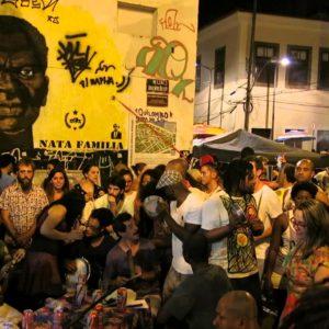 Roda de samba da Pedra do Sal inicia a comemoração de seus 10 anos