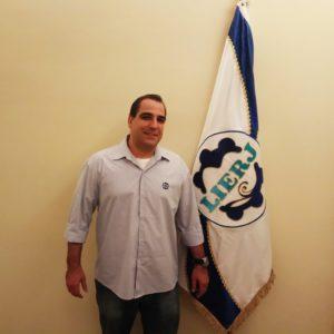 Rodrigo Soares é efetivado como diretor de Carnaval da Lierj