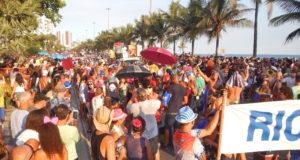 Blocos de carnaval  de rua do Rio se manifestam sobre o cancelamento do Carnaval 2021