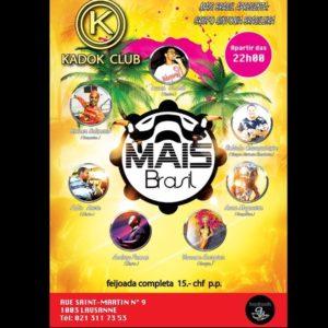 Artistas do Carnaval brasileiro se apresentam na Europa
