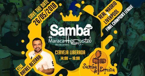 Samba do Maraca com Rafael Bezerra & Samba de Esquina