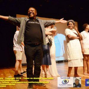Vida de Martinho da Vila é contada em espetáculo teatral
