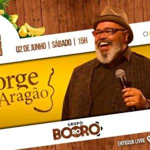 Jorge Aragão é a atração do Samba da Feira