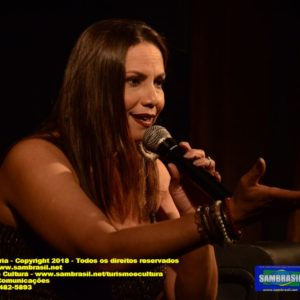 Eliane Faria completa 25 anos de carreira, com o belíssimo show Nobreza 25 anos