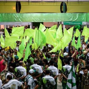 Mocidade realiza mais uma eliminatória de samba-enredo