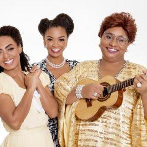 Musical Dona Ivone Lara – Um Sorriso Negro está em cartaz no teatro Carlos Gomes