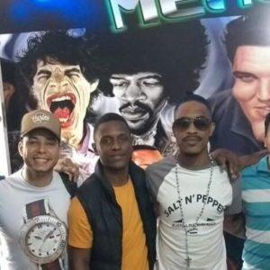 Batuque ancestral na Arena Jovelina com a Banda Banda Gira
