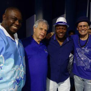 Portela apresenta a letra definitiva do seu samba enredo