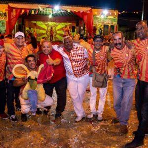 Unidos de Lucas acaba de escolher seu samba para 2019