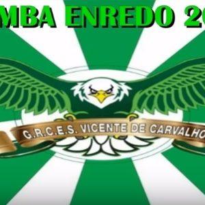 Vicente de Carvalho define seu samba para 2019