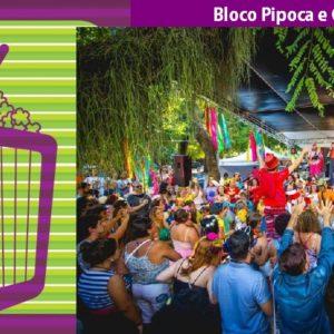 Bloco de carnaval Pipoca & Guaraná fará o pré-lançamento do primeiro CD