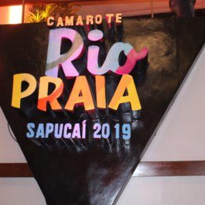Camarote Rio Praia realiza festa de lançamento para o Carnaval 2019