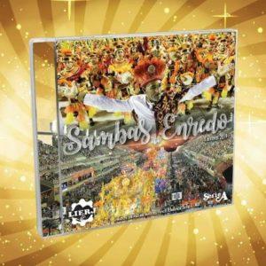 Lierj lança CD oficial do Carnaval 2019 da Série A na Cidade do Samba